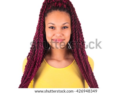 African American People - stock photo