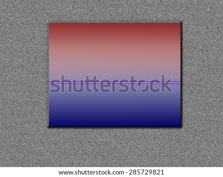 After sunset in the African savannah, blue and red colors degrading towards white, horizontal blue stripes, abstract expressionism, abstract surrealism,