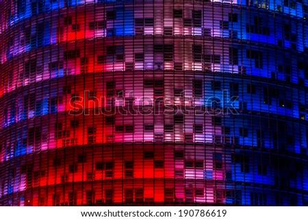 Agbar Tower - stock photo