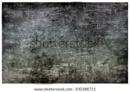 Aged black wall texture �¢?? vintage background - stock photo
