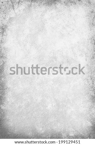 aged grey paper texture - stock photo