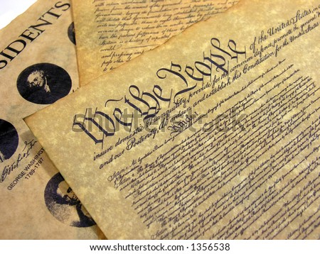 declaration independence rolled stock photo 729361 bill of rights clipart free Bill of Rights Cartoons