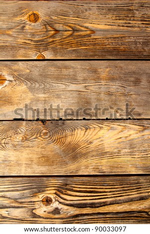 aged old pine wood grunge texture background - stock photo