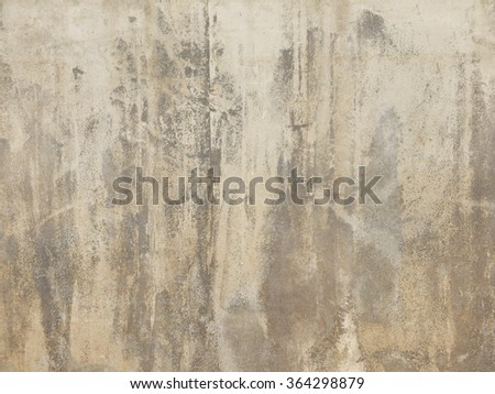 Aged or grunge cement wall texture - stock photo