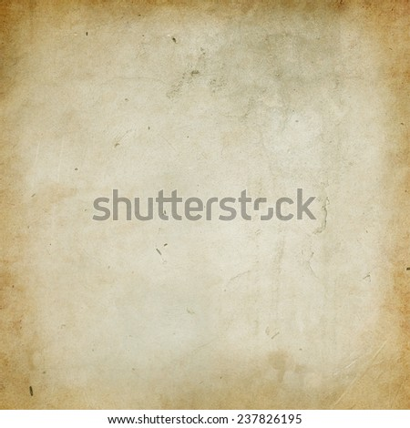 Aged paper background - stock photo