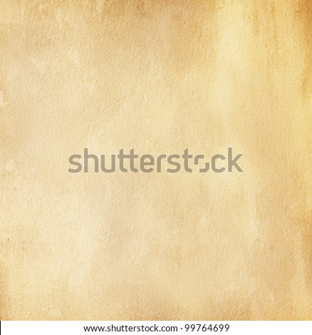 aged paper texture - stock photo