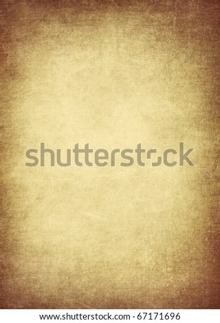 aged paper with space for your text or image - stock photo