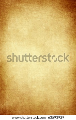 aged vintage paper with space for your text or image - stock photo