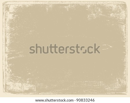 aging paper texture - stock photo