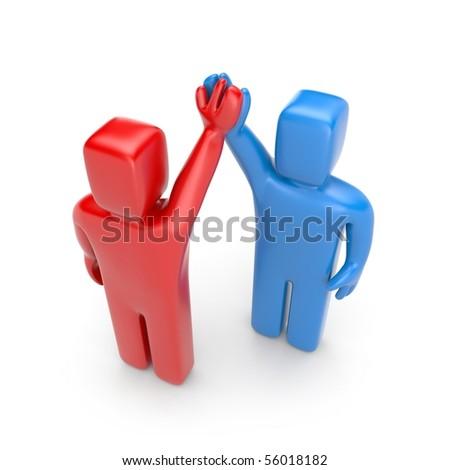 Agreement - stock photo