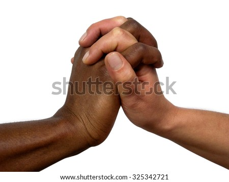 aid to refugees - stock photo