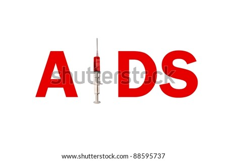 AIDS - stock photo