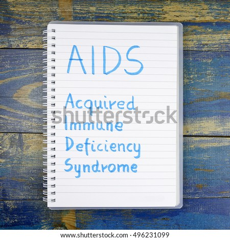 acquired immune difficiency syndrome aids essay Acquired immune deficiency syndrome is a blood-borne disease that cripples the body's immune system leaving victims vulnerable to opportunistic infections, and is ultimately fatal.