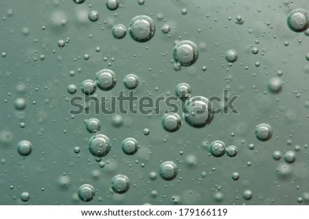 Air bubbles. Macro (big collection)