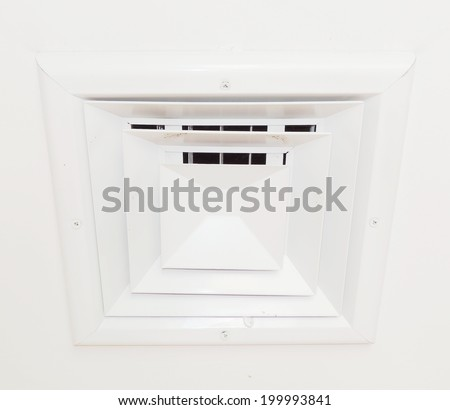 Air conditioner system  - stock photo