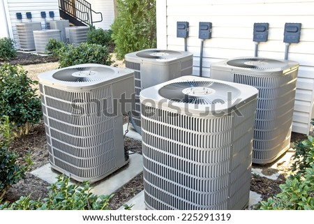 Air Conditioning Unit Stock Images, Royalty-Free Images & Vectors ...
