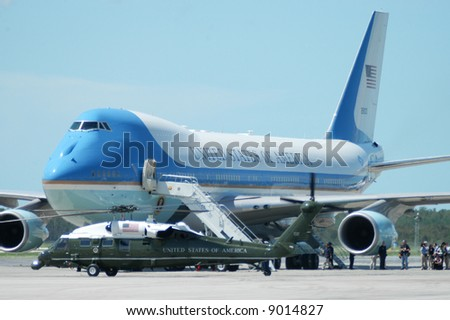 Air Force One (1 of  2)