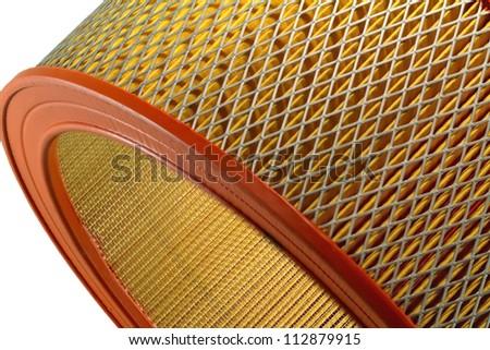 Air Intake Filter - stock photo