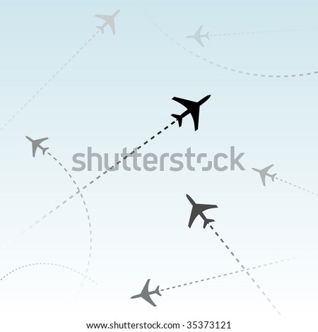 airline flight