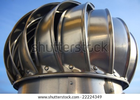 air ventilation chimney