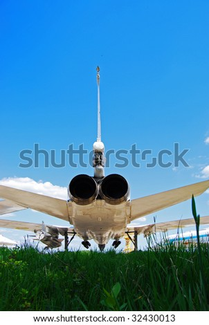 airbus - stock photo