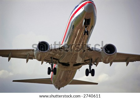 aircraft - stock photo