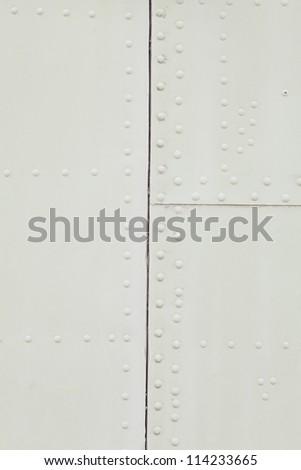 aircraft panel - stock photo