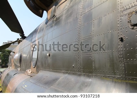 Aircraft's fuselage