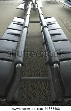 Airport Lounge Seating
