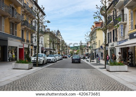 old montreal early morning summer cobbled stock photo 390831940 shutterstock. Black Bedroom Furniture Sets. Home Design Ideas