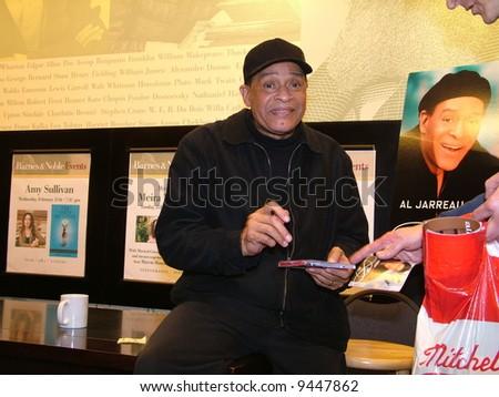 Al Jarreau - stock photo