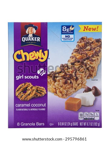 Chewy, Lower-Sugar Granola Bar with 8 Grams of Whole Grains. delicious, and made with 25 percent less sugar than regular Chewy Bars, this variety pack is a great snack choice.