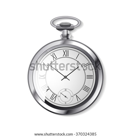 alarm arrow clock history time - stock photo