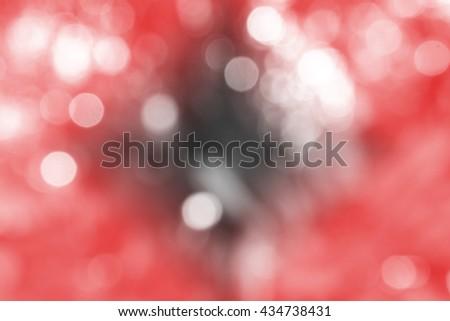 ALBANIA : National flag. Soft blurred bokeh natural background. Abstract gradient desktop wallpaper.  - stock photo