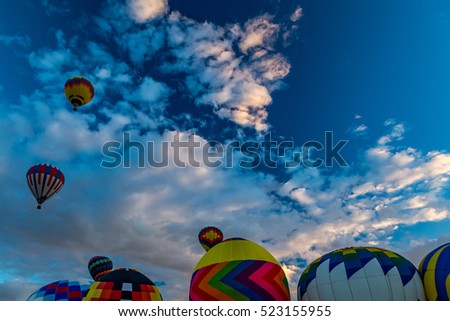 Albuquerque Hot Air Balloon Fiesta 2016