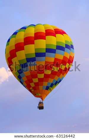 ALBUQUERQUE, USA - OCTOBER 3: International Balloon Fiesta , October 3, 2010 in Albuquerque, New Mexico, USA