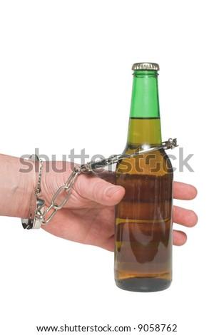 Alcoholic - stock photo