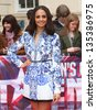 Alesha Dixon at The Britain's Got Talent Photocall, at the ICA, London. 11/04/2013 Picture by: Alexandra Glen - stock photo