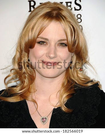 Alexandra Breckenridge at Screening of FX Network's RICHES Season 2 Premiere, Pacific Design Center, Los Angeles, CA, March 16, 2008