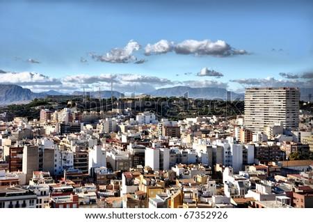 Alicante, Spain - stock photo