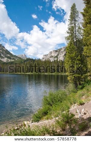 Alice Lake - stock photo