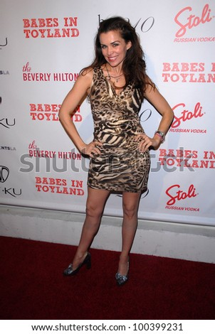 Alicia Arden  at Bridgetta Tomarchio's Birthday Bash and Babes in Toyland 3rd Annual Charity Event, Bar 210, Beverly Hills, CA. 12-03-10