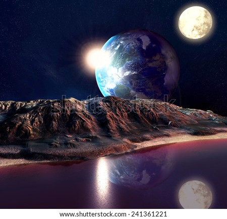 planets and moons similar to earth - photo #31