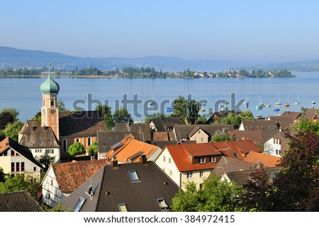 Allensbach - Germany - stock photo