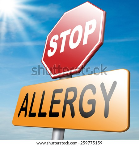 an allergy is a hypersensitive disorder Being hypersensitive could be described as being allergic to life for the highly sensitive person (hsp) a seemingly ordinary day can be overwhelming.