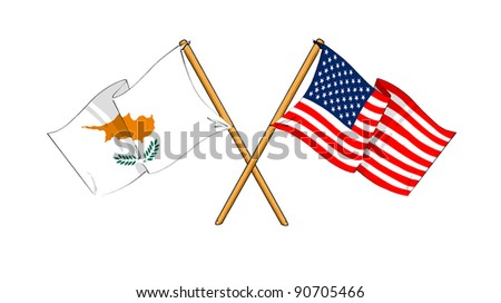 Alliance and friendship between Cyprus and USA