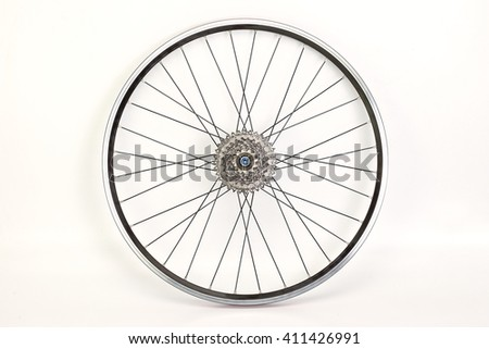 alloy wheels bicycle