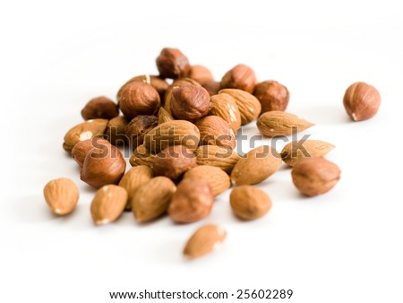 almond and funduk