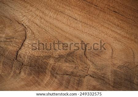 almond wood light - stock photo