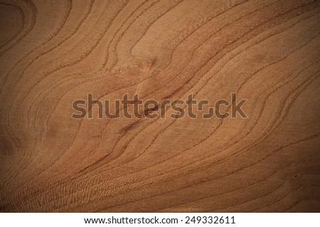 almond wood texture light - stock photo
